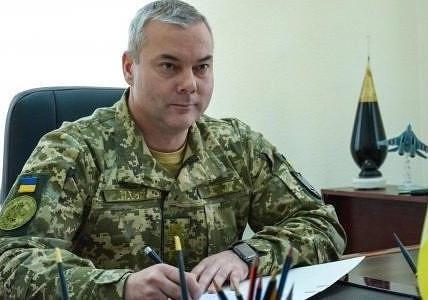 Информационная война командующего ООС генерала Наева