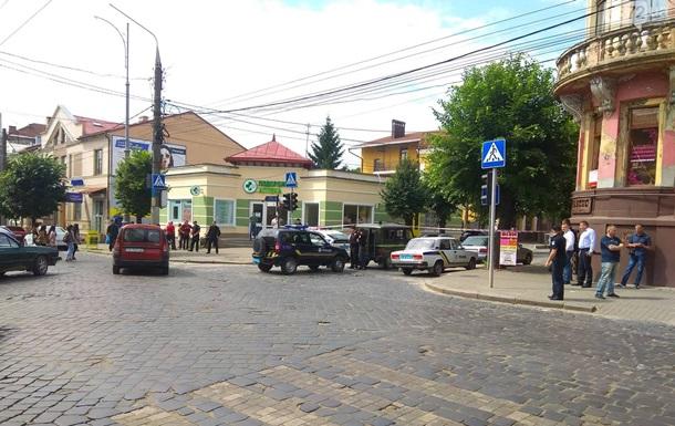 В Черновцах у здания СБУ прогремел взрыв - СМИ