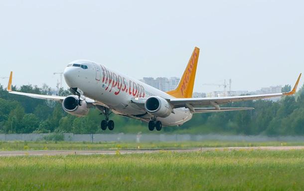 З аеропорту Київ відривають новий регулярний рейс до Туреччини