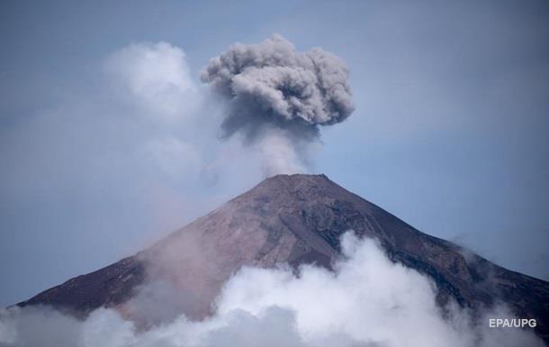 Не чекали. Вулкан наздогнав 1,7 млн жителів Гватемали