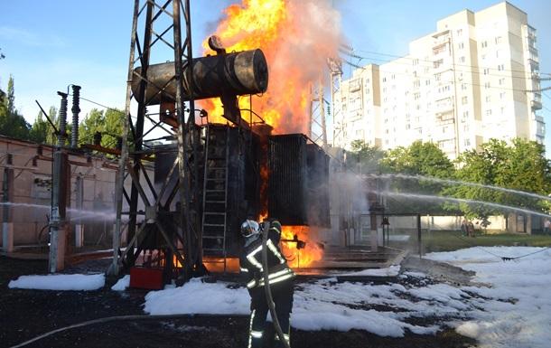 Часть Одессы обесточена из-за аварии