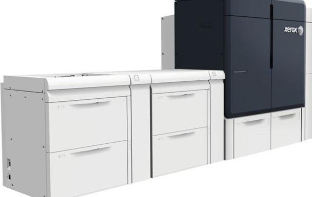 Xerox Iridesse Production Press: перламутровый эффект и исключительное качество