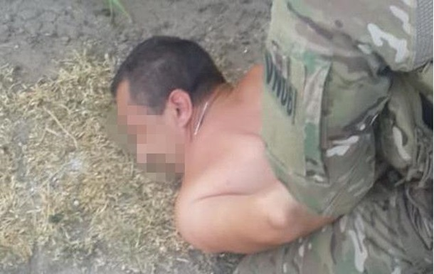 В Винницкой области задержали участника штурма Донецкого аэропорта