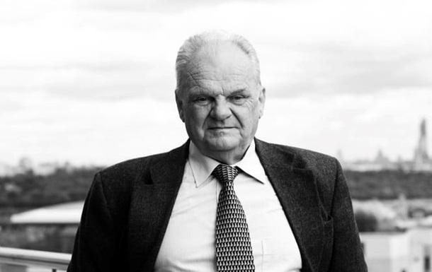 Умер разработчик самолета Мрия Виктор Толмачев