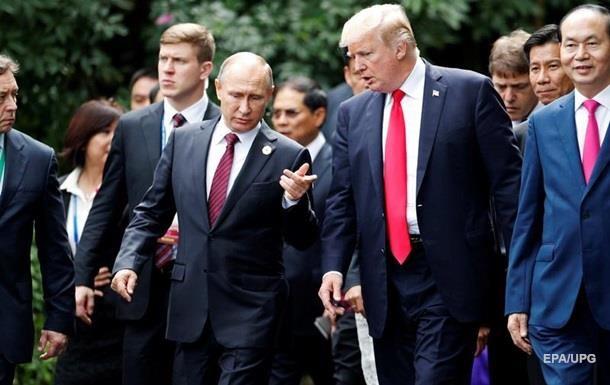 Путін хоче зустрітися з Трампом в Австрії – ЗМІ