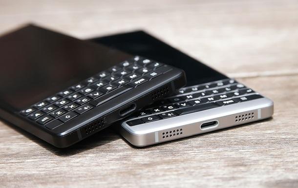 Представлен новый QWERTY-смартфон BlackBerry