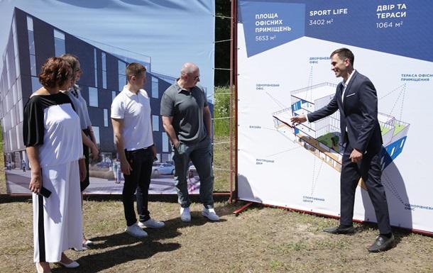 В Ровно появится ультрасовременный фитнес-клуб сети Sport Life