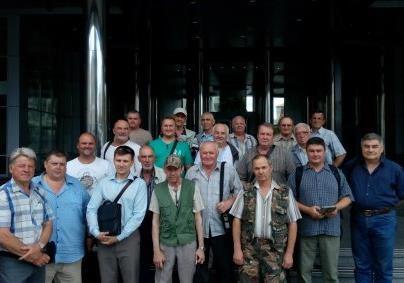 Громада мисливців та рибалок відстояла базу «Козинка»