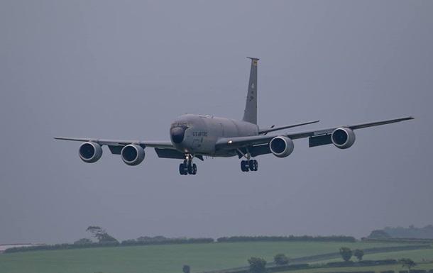 Во Львов прилетели пять военных самолетов США