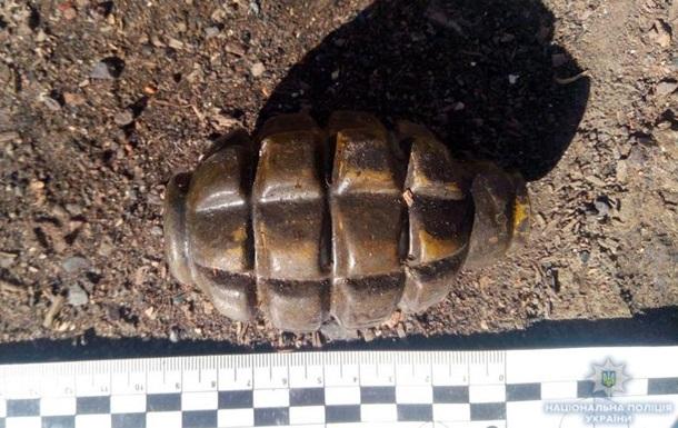 В Торецке в жилом доме нашли гранаты