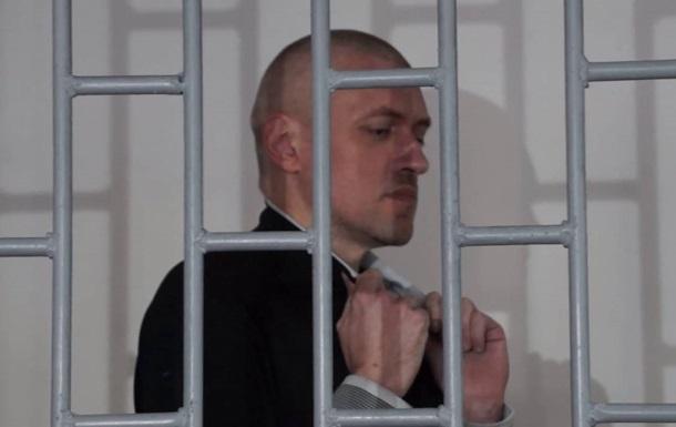Осужденный в РФ украинец Клых объявил голодовку
