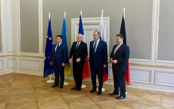 В Берлине обсудят формулу Штайнмайера по Донбассу