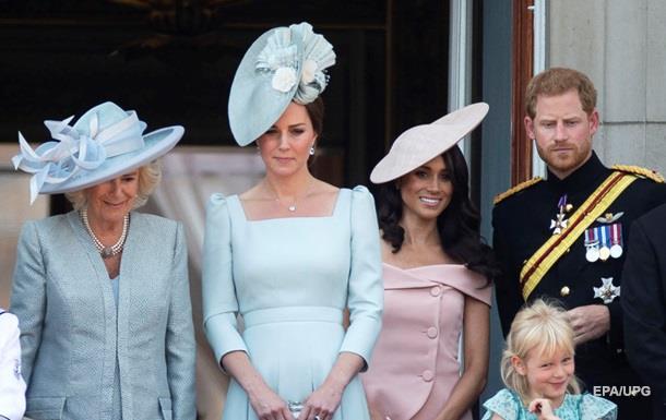 Меган Маркл нарушила правила королевской семьи