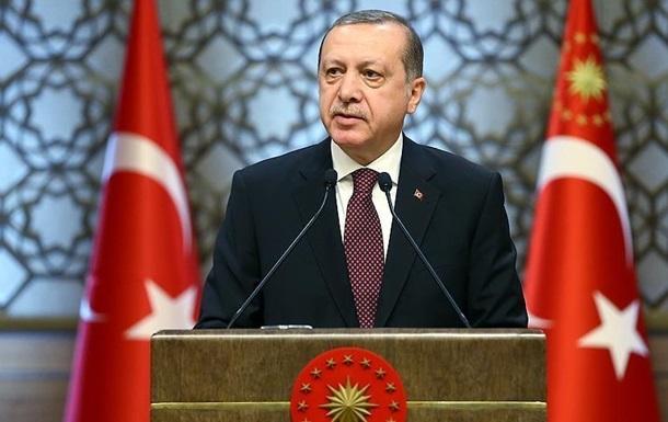 Эрдоган осудил решение Австрии о закрытии мечетей