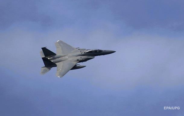 Біля берегів Японії розбився винищувач ВПС США