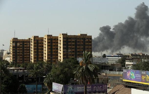 У Багдаді горів склад із бюлетенями з парламентських виборів