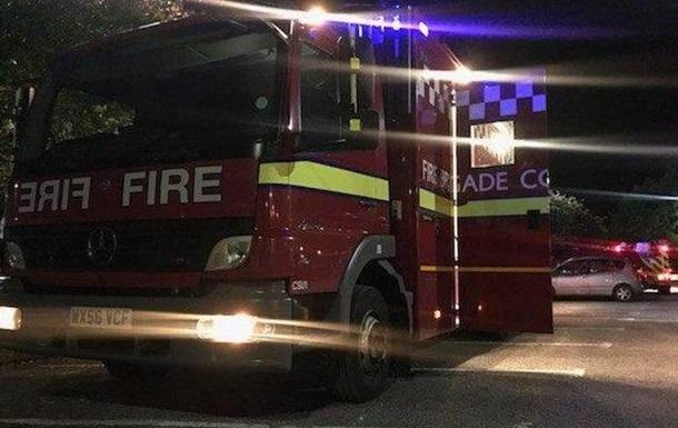 У Лондоні горіла лікарня: є постраждалі
