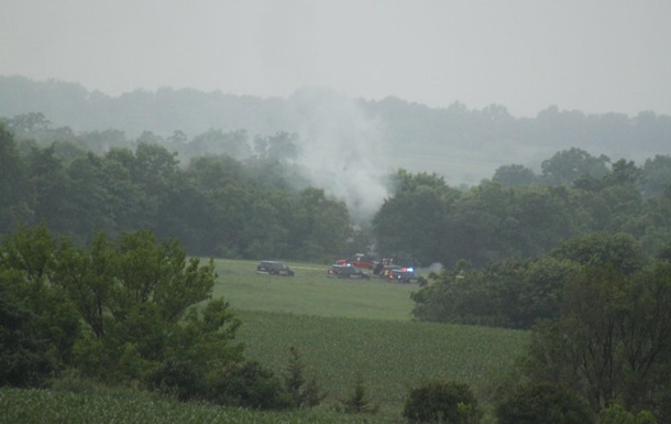 Семья из четырех человек погибла при крушении самолета в США
