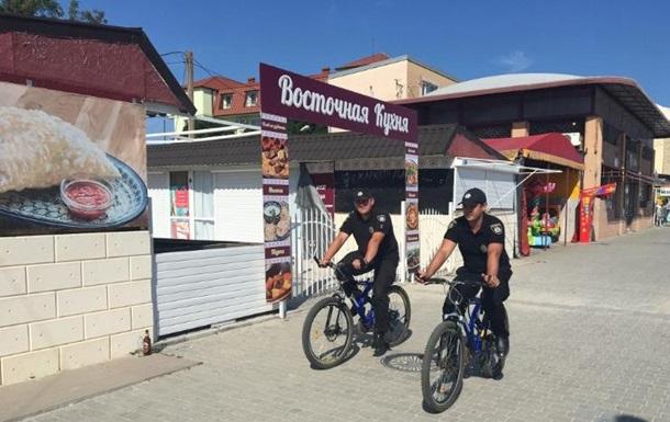 В Херсонской области открыли дополнительные полицейские станции