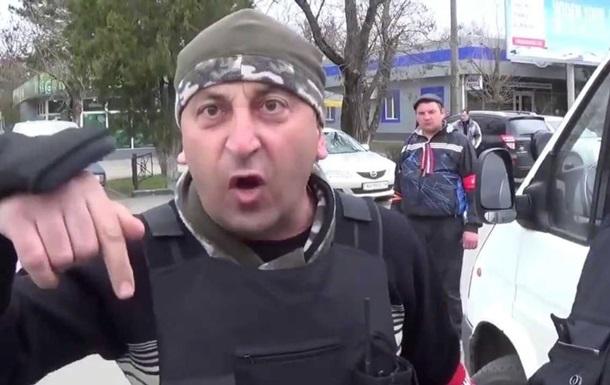 Поліція знайшла відповідального за викрадення активістів Майдану в Криму