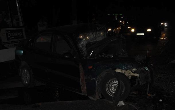Лобовое ДТП в Николаеве: один погибший, трое пострадавших