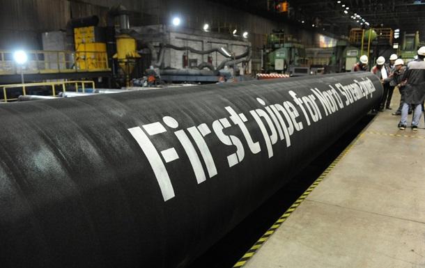 ВРФ выдали первое разрешение наСеверный поток-2