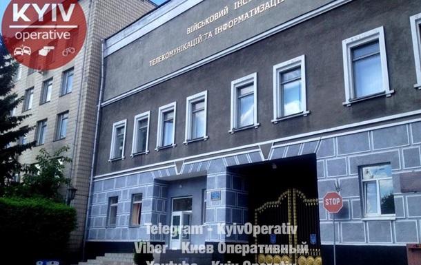 В Киеве произошло массовое отравление курсантов