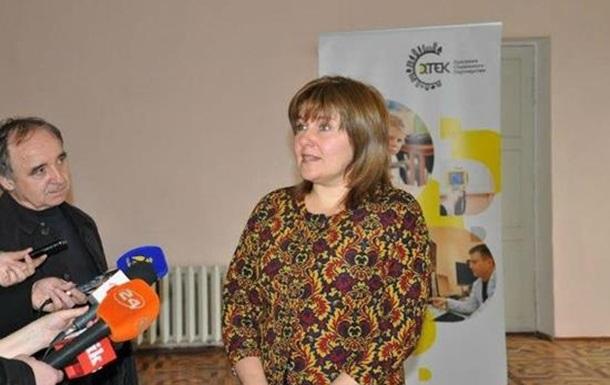 Гриб В.А. за деньги ДТЭК организовывает митинги в поддержку Аксенова А.А.