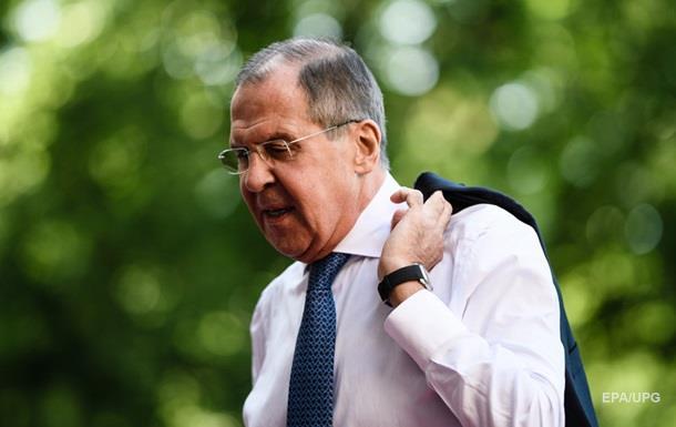 Лавров рассказал о беседе тет-а-тет с Климкиным