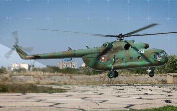 У Болгарії розбився військовий вертоліт: є жертви