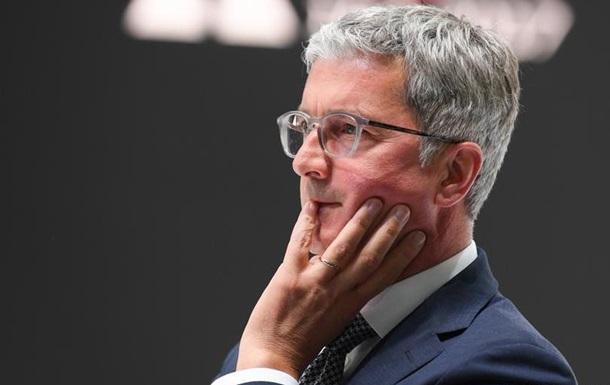 Дизельний скандал : прокуратура проводить розслідування щодо керівника Audi