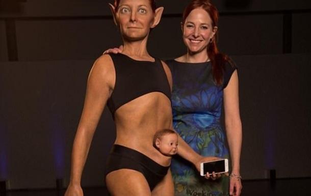 Вчені створили модель  ідеальної  жінки майбутнього