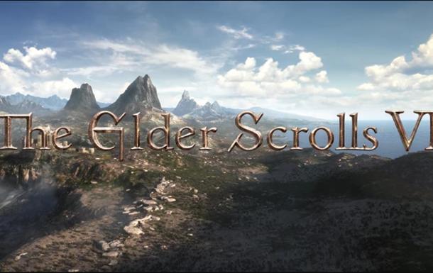 Вышел первый тизер The Elder Scrolls 6