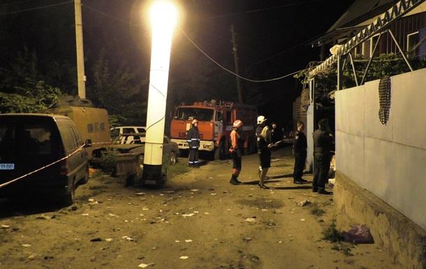 В Чернигове в жилом доме произошел взрыв