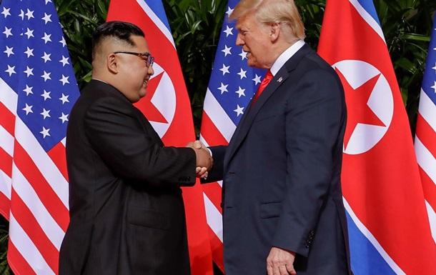 США и КНДР: о чем договорились Дональд Трамп и Ким Чен Ын
