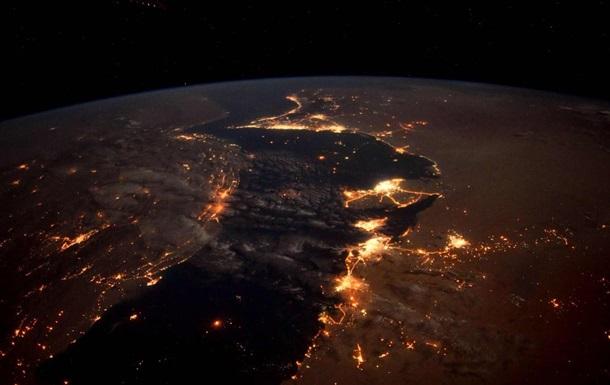 NASA показало знімок Перської затоки з космосу