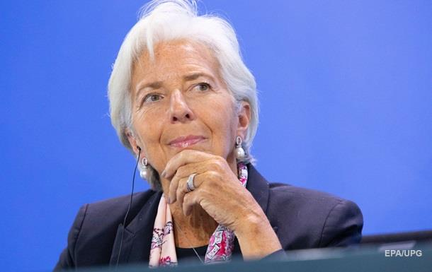 Глава МВФ: Над світовою економікою  згущуються хмари