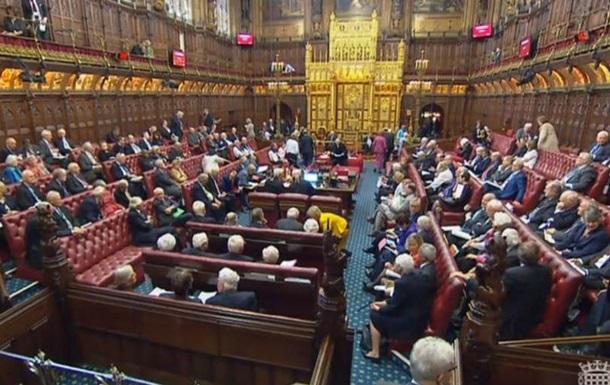 Британський міністр юстиції йде у відставку через розбіжності щодо Brexit