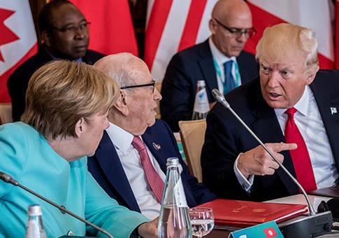 Трамп и G7: демарш во благо