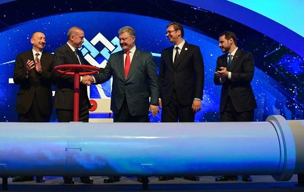 Київ у справі. У ЄС відкрили новий газовий коридор