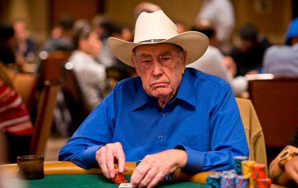 Легендарный Дойл Брансон решил уйти из покера