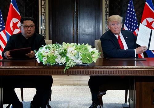 Трамп поставил Киму шах: что дальше?