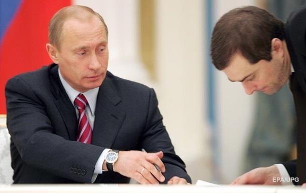 Сурков залишився на посаді помічника Путіна