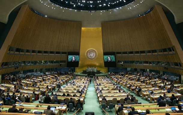 Украина избрана в экономико-социальный совет ООН