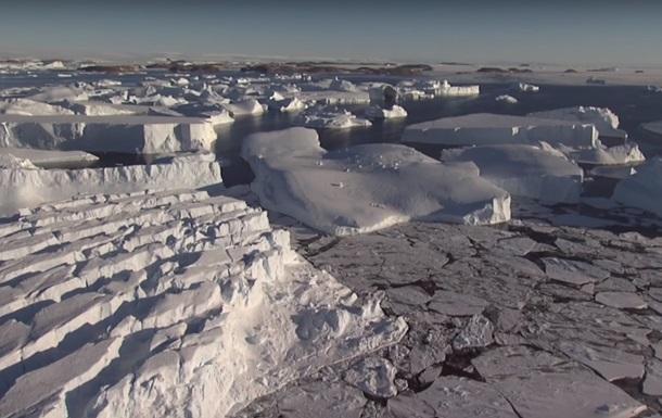 Лед в Антарктике тает с рекордной скоростью