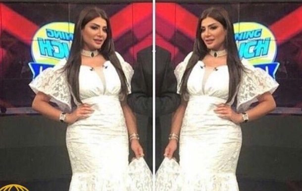 В Кувейте платье телеведущей сорвало эфир шоу