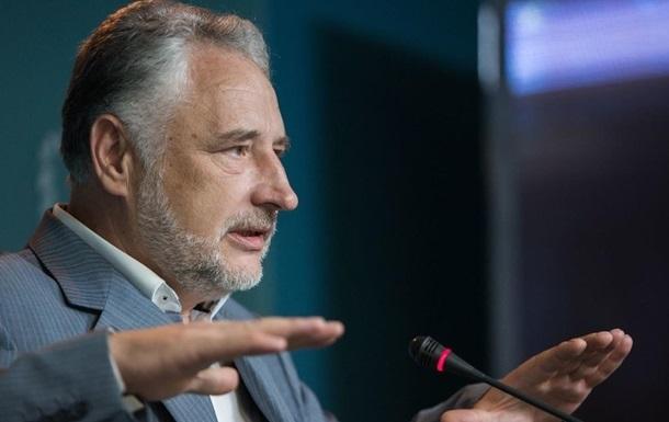 Жебривский предложил Порошенко двух кандидатов вместо себя
