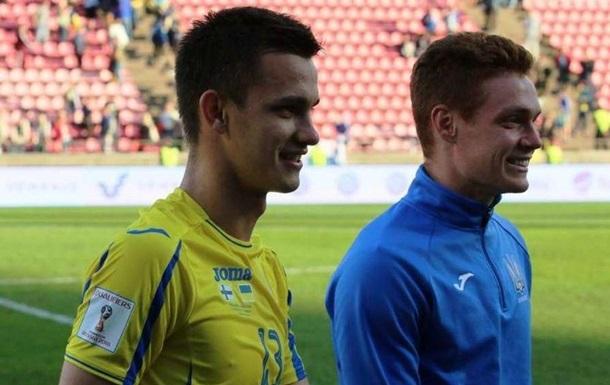 УЕФА внес двух игроков Динамо в список надежд европейского футбола