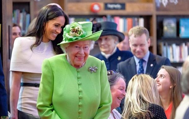 Елизавета II и Меган Маркл впервые путешествовали вместе