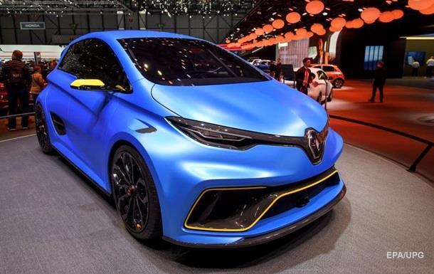 Renault вкладе понад мільярд євро у виробництво електромобілів